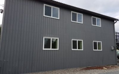 Abbotsford Painting Metal Siding