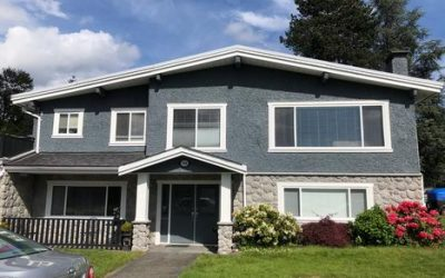 Paint Exterior Burnaby Home