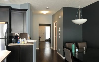 Calgary Interior House Painting