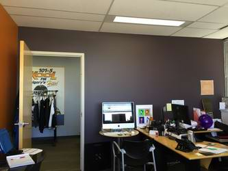 Calgary AB Commercial Interior Painting Project