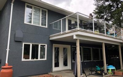 Kamloops Stucco Painting Project