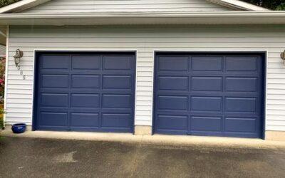 Paint Garage Doors