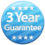 3 Year Guarantee Professional Painting Services