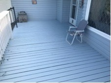 Nanaimo Deck Painting Projects