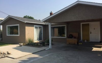 Penticton BC House Painting