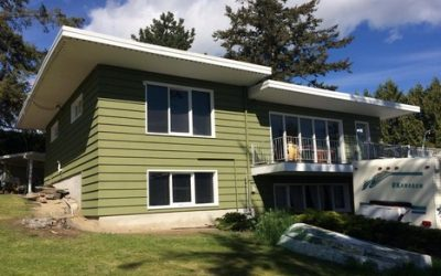 Penticton Exterior House Painting
