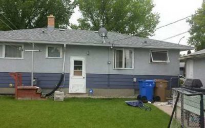 Regina SK House Painting Project