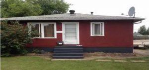 paint Saskatoon house