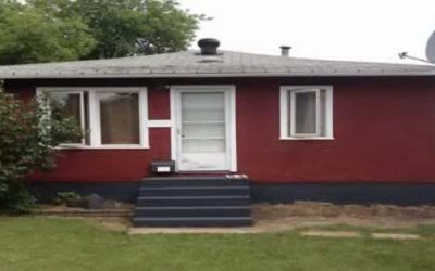 Saskatoon SK House Painting Project