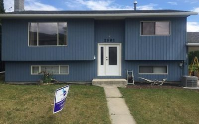 Vernon BC Painting Projects