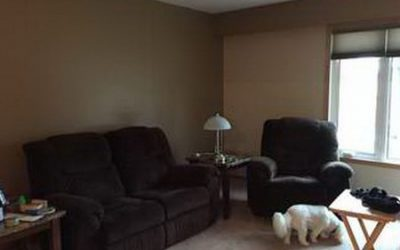 Winnipeg MB Interior Painting Project